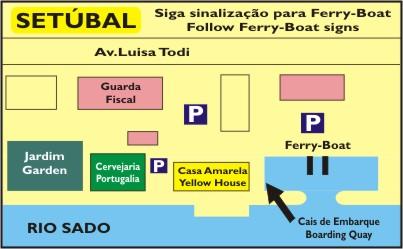 Doca das Fontaínhas - Setúbal